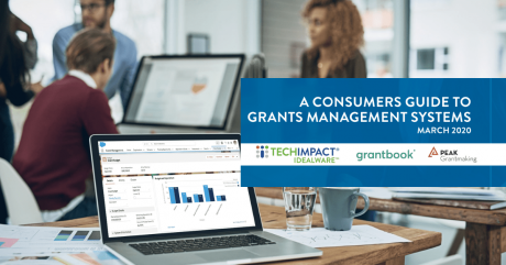 A Consumers guide to Grant Management Systems