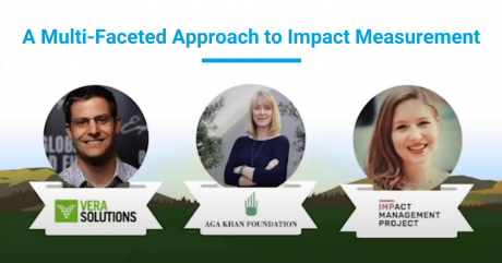 A Multi-faceted Approach to Impact Measurement