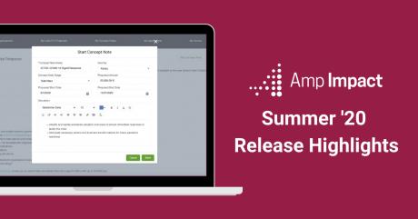 Amp Impact Summer '20